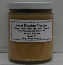 Sweet Dipping Mustard