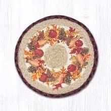 Autumn Wreath Trivet