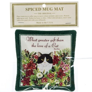 What Greater Spiced Mug Mat