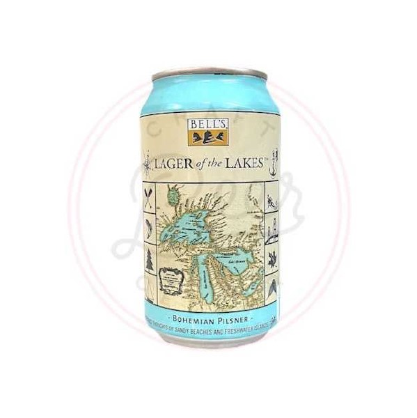 Lager Of The Lakes - 12oz