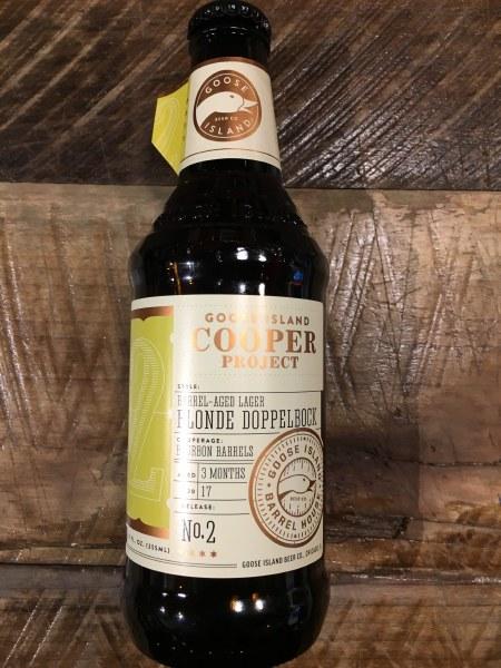 Cooper Project Blonde - 12oz