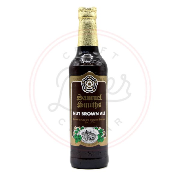 Nut Brown - 330ml