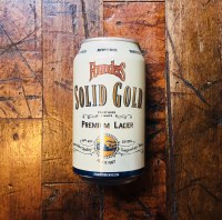 Solid Gold - 12oz Can