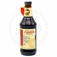 Cooper Project Scotch Ale