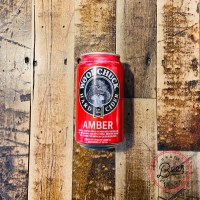 Amber Cider - 12oz Can