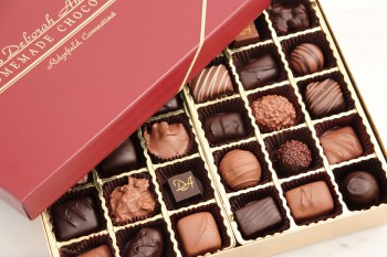Assorted Dark Chocolates 1 lb Box