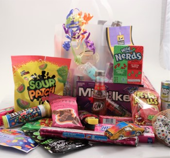 Candy Care Package FUN