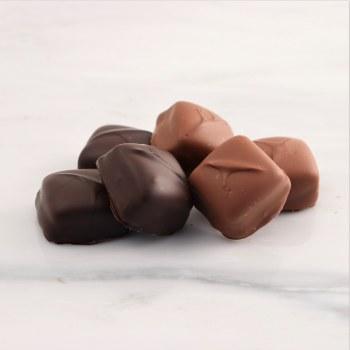 Caramels Milk & Dark Chocolate