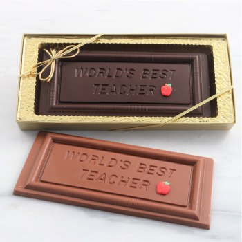 Chocolate Bar Best Teacher