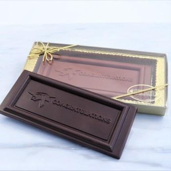 Chocolate Bar - Congratulations (Grad Cap)