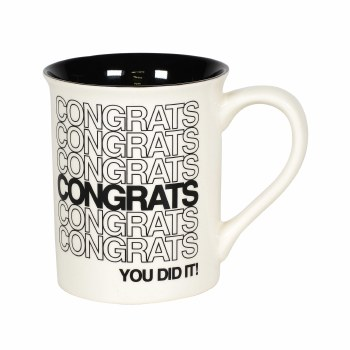 Congratulations Repeat Mug