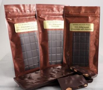 Bittersweet 72% Dark Chocolate