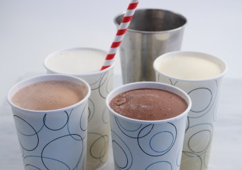 Frozen Milkshake Chocolate