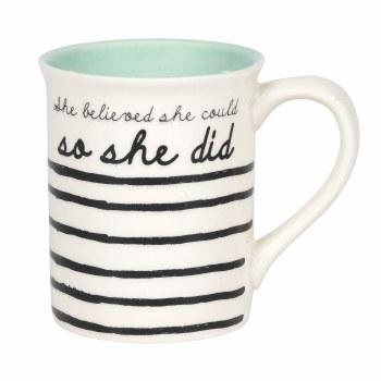 Get it Girl Mug - So She Did