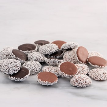 Milk & Dark Chocolate Non-Pareils