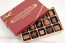 Assorted Chocolates 1/2 lb Box