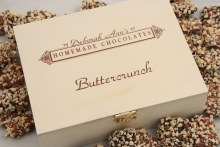 Buttercrunch 1 lb Milk & Dark Chocolate