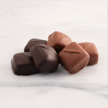 Caramels Milk & Dark Chocolate