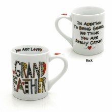 Grandfather Mug - Cuppa Doodle