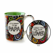 Papa Mug - Cuppa Doodle