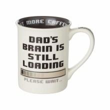 Dad Brain Loading Mug