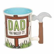 Dad Nailed It Mug
