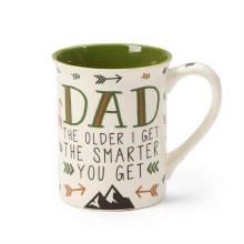 Dad Smarter Mug