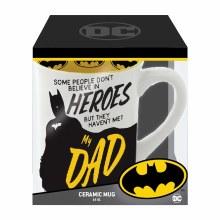 DC Hero Dad Mug