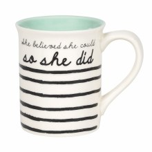 Get it Girl Mug - So She Did