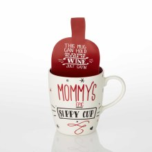Mom's Sippy Cup - Extra Large Mug