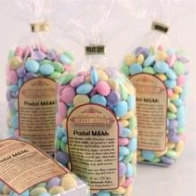 Pastel M&M Chocolate Candies