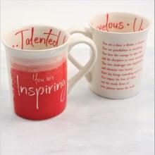 You Are Inspiring Mug