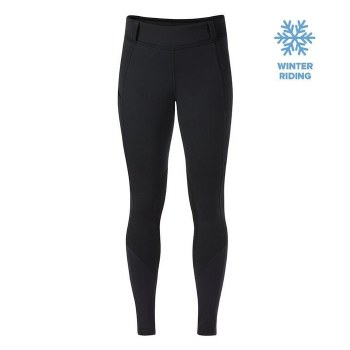 Kerrits Wind Pro Knee Patch Tight Navy XLarge