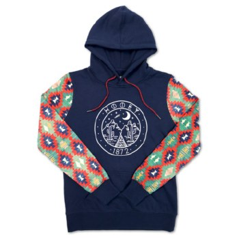 "Women's Hooey Hoody ""Ponderosa"" Medium"