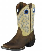 Ariat Crossfire Cream Sz 2