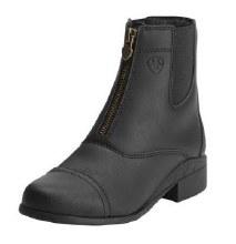 Ariat Kid's Scout Zip Paddock Boots Sz 11