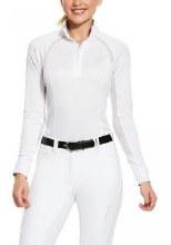 Ariat Sunstopper Pro 2.0 Show Shirt Small