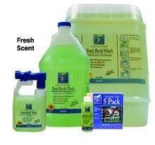 EZALL BODY WASH FRSH GRN GAL