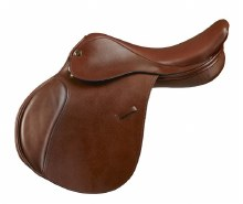 "Close Contact Camelot Saddle 16 1/2"" Wide"