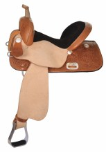 High Horse By Circle Y Proven Barrel Saddle