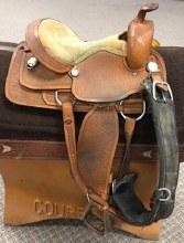 """Alamo Youth Saddle 13"""" Used"""