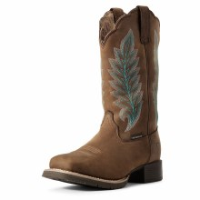 Ariat Women's Hybrid Rancher Waterproof 400g Western Boot 7.5