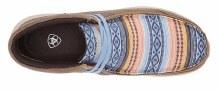 Ariat Spitfire Serape Moc Toe Shoe 9