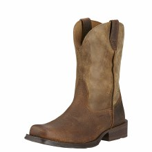 Ariat Rambler Western Boot Earth 9.5 D