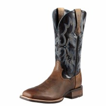 Ariat Tombstone Western Boot Earth