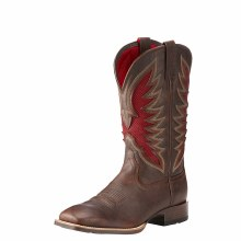Ariat Venttek Ultra Western Boot Barley Brown