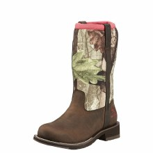 Ariat Fatbaby All Weather Waterproof Western Boot Size 6.5