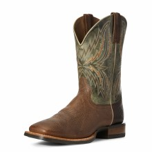 Ariat Arena Rebound Western Boot Toffee Crunch 10 D