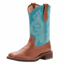 Ariat Prim Rose Pebbled Brown 7.5