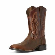 Ariat Sport Riggin Western Boot Copper Penny